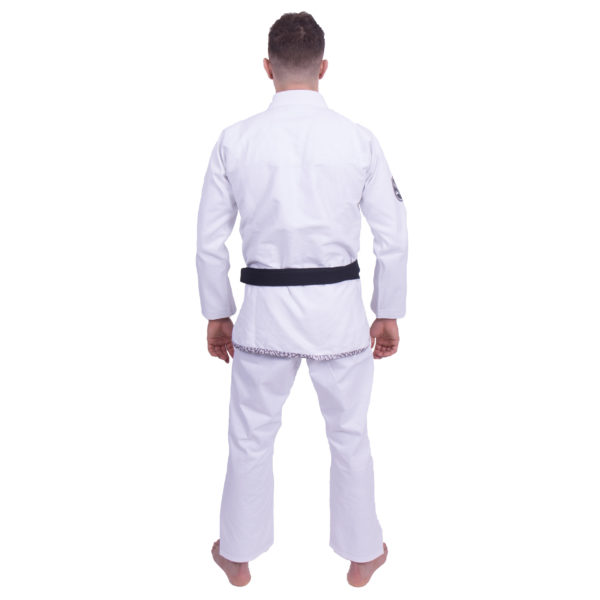 Kimono de JJB Managaura Blanc de dos