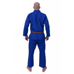 Kimono de JJB Practise Bleu de dos
