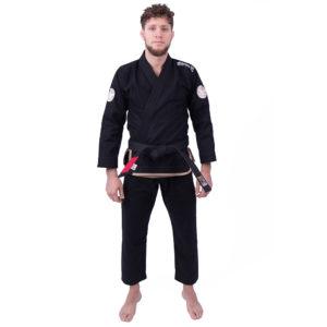 Kimono de JJB Practise Noir face