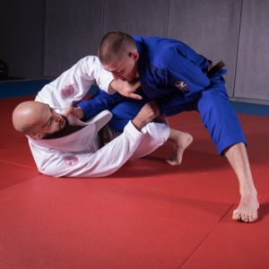 débuter le jiu-jitsu brésilien