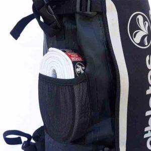 sac à dos étanche noir avec poche
