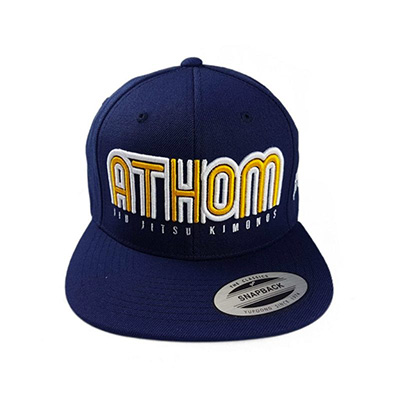 Casquette Snapback Athom Navy