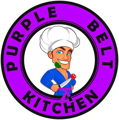 purple belt kitchen, la cuisine du Jiu Jitsu Brésilien