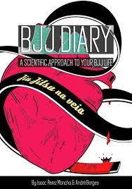BJJ Diary, journal de bord pour progresser en JJB