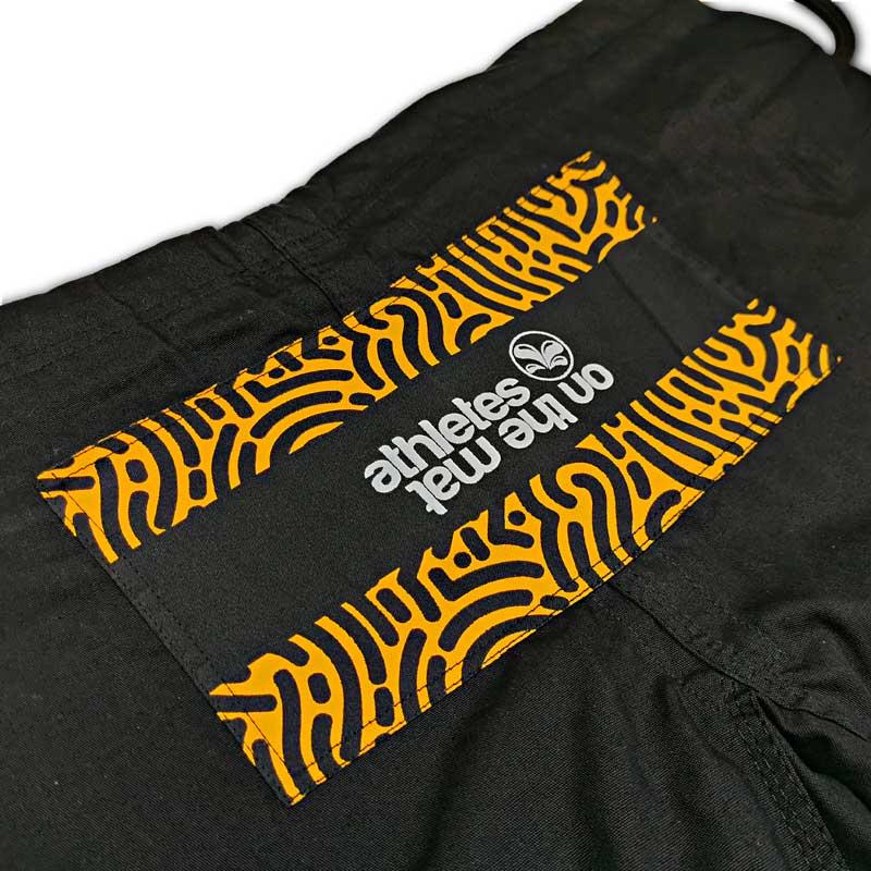 patch du pantalon du kimono de JJB Flash