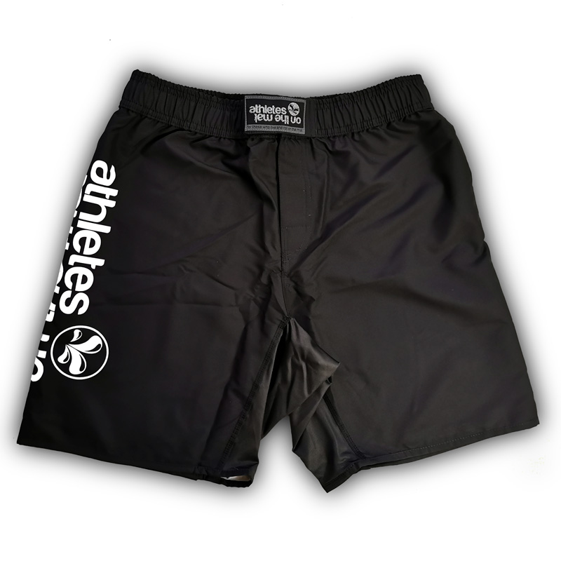 Short de Grappling ou JJB NoGi Lutador de face